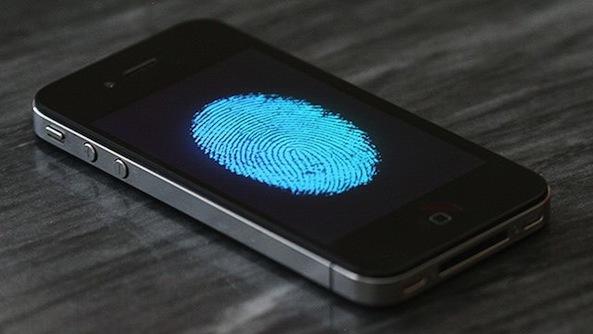 5s fingerprint