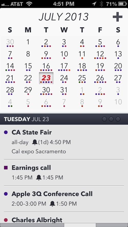Agenda Calendar 4 1