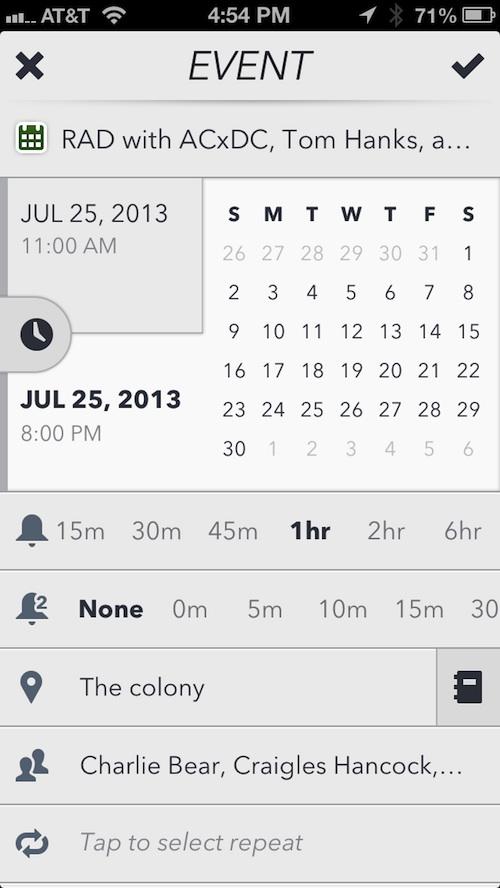 Agenda Calendar 4 2