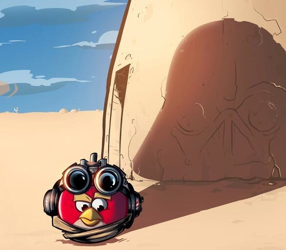 Angry Birds Star Wars sequel (teaser 002)