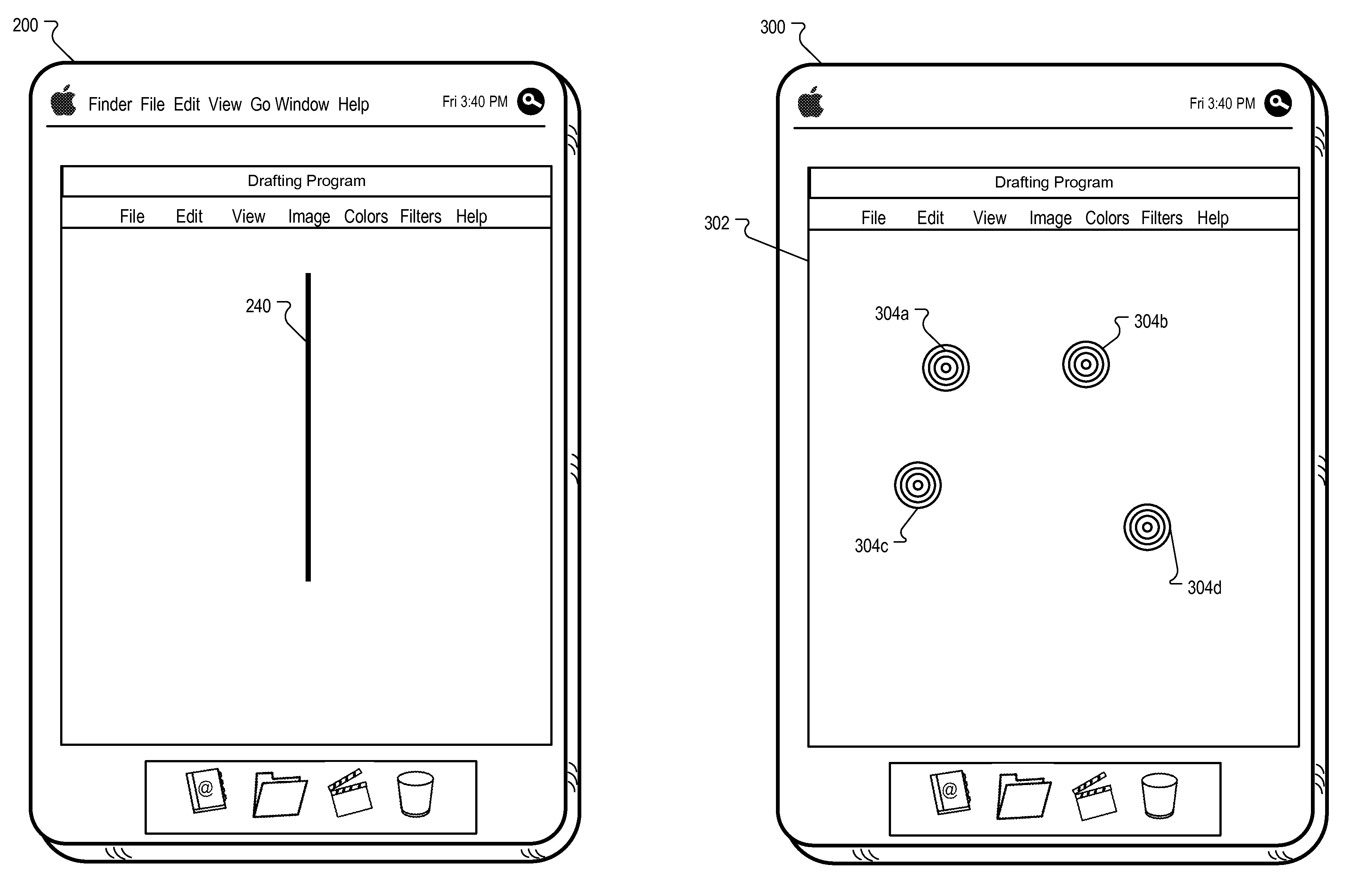 Apple CAD patent (drawing 001)