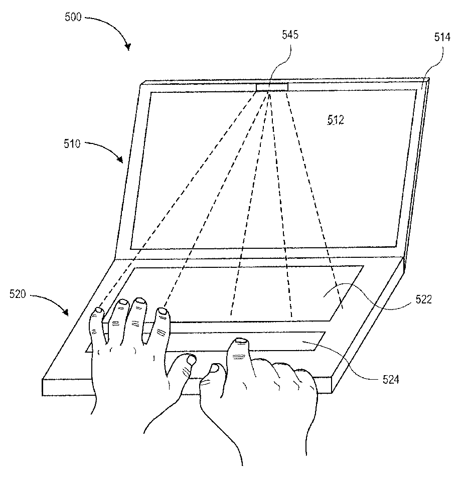 Apple patent (copying Google, drawing 001)