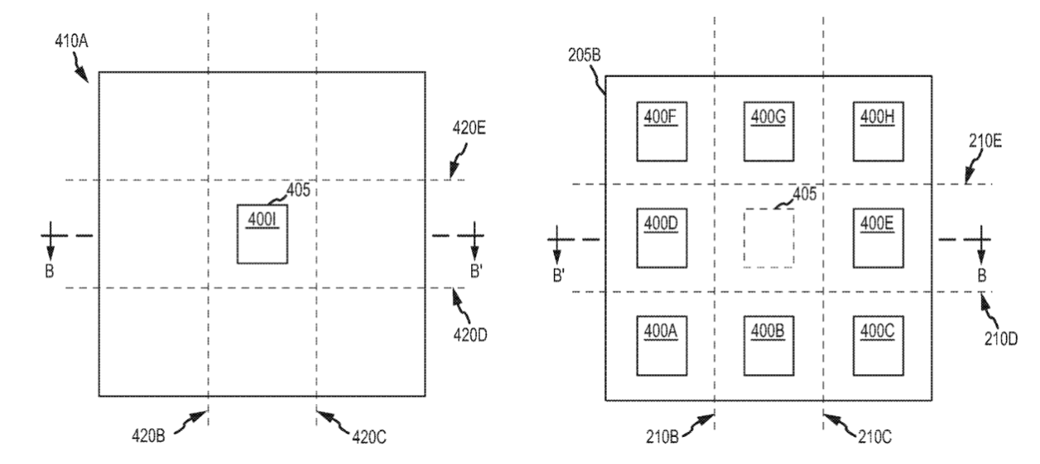Apple patent (flexible battery pack, drawing 004)