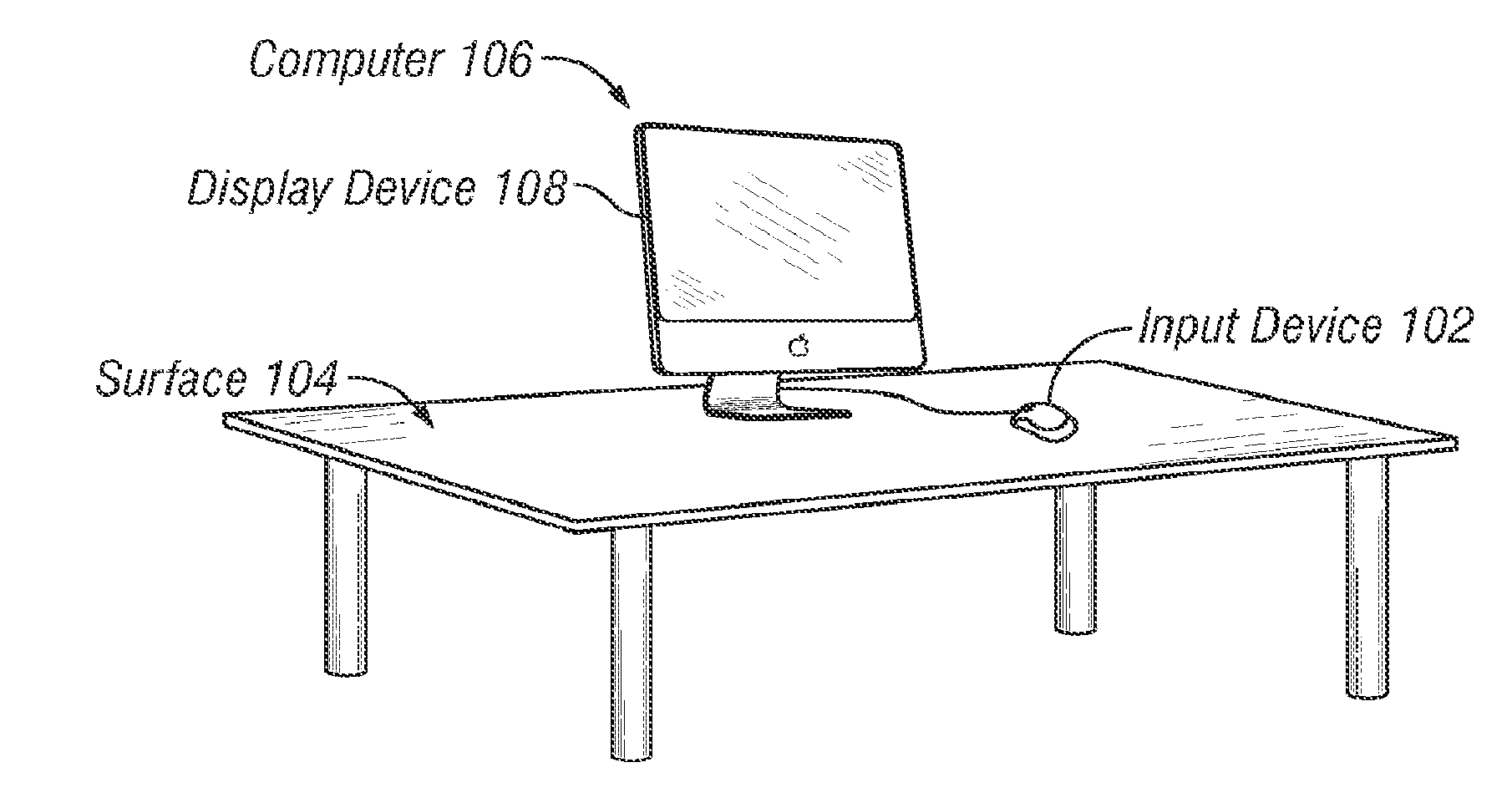 Apple patent (motion touch, drawing 001)