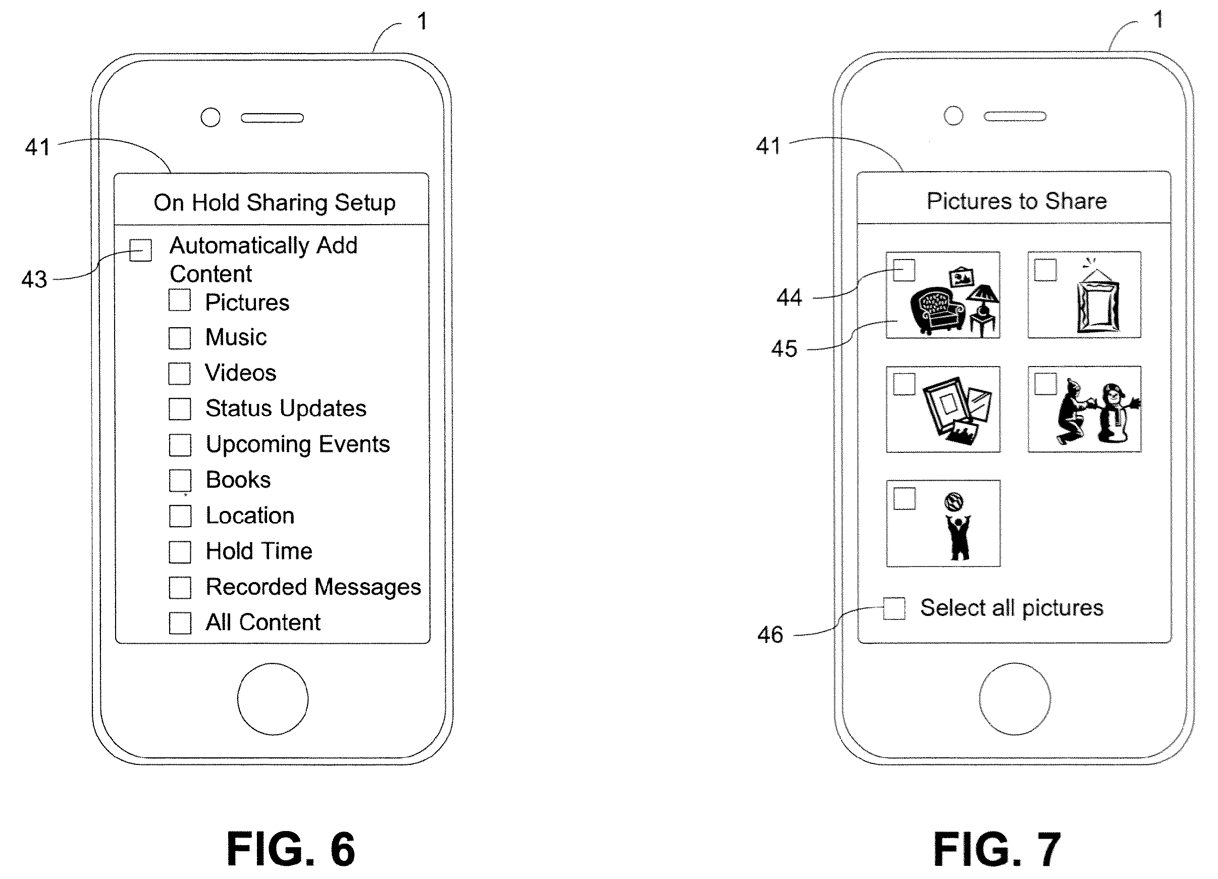 Apple patent (on-hold media sharing, drawing 002)