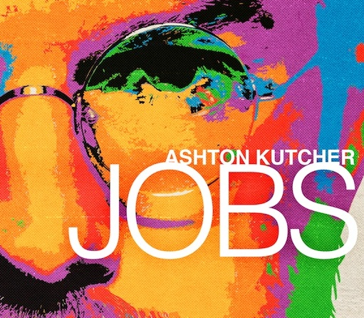 Ashton Kutcher Jobs movie poster teaser