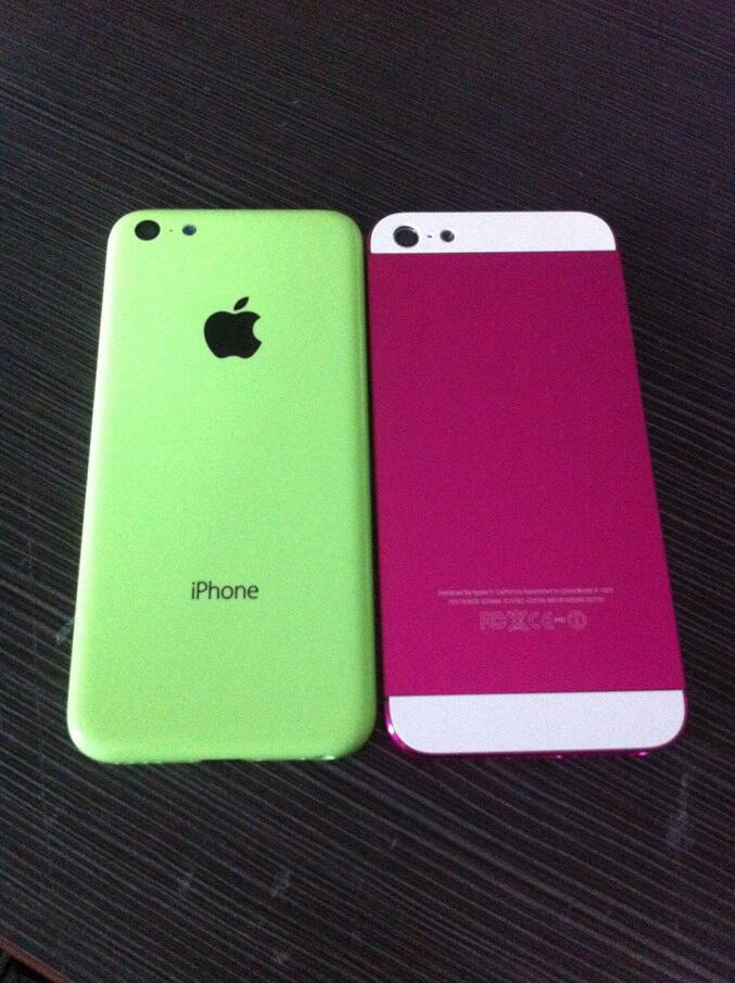 Budget iPhone vs iPhone 5 (Sonny Dickson 003)