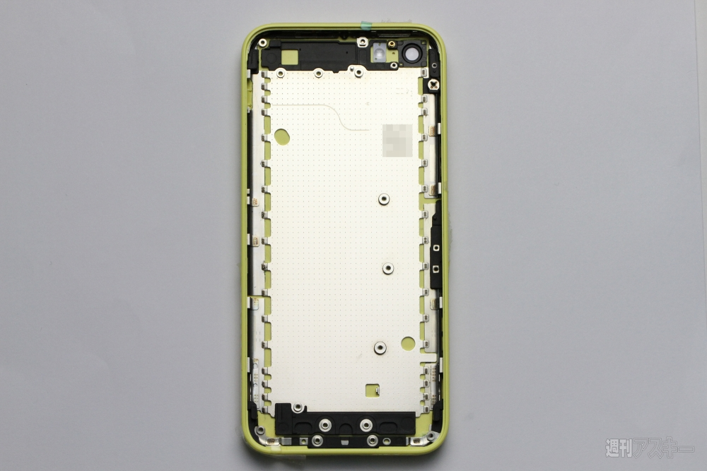 Budget iPhone vs iPhone 5 (yellow, ASCII 003)