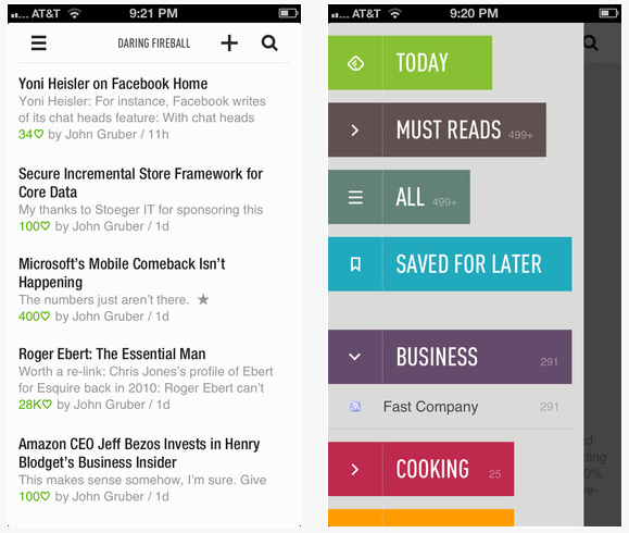 15 apps that look great on iOS 7