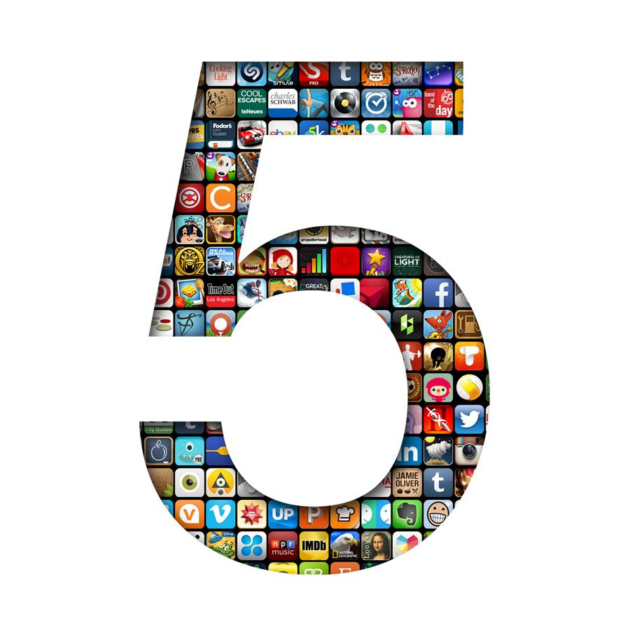 Five Years of App Store teaser