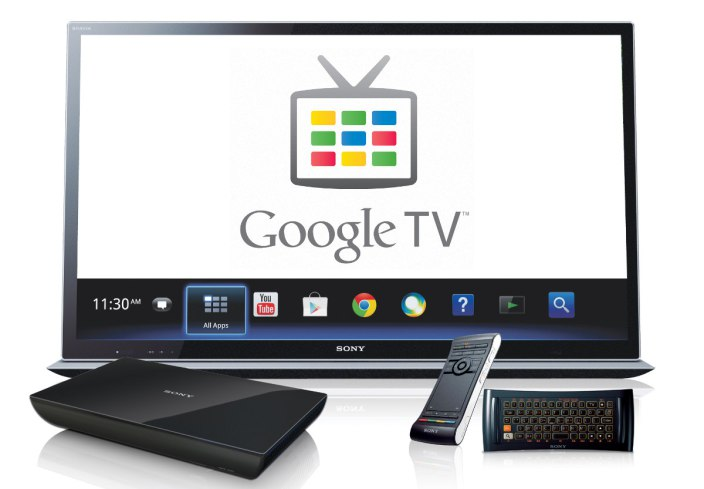 Google TV (teaser 001)