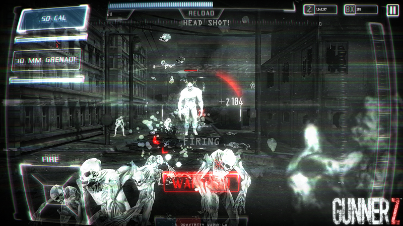 Gunner Z for iOS (iphone screenshots 002)
