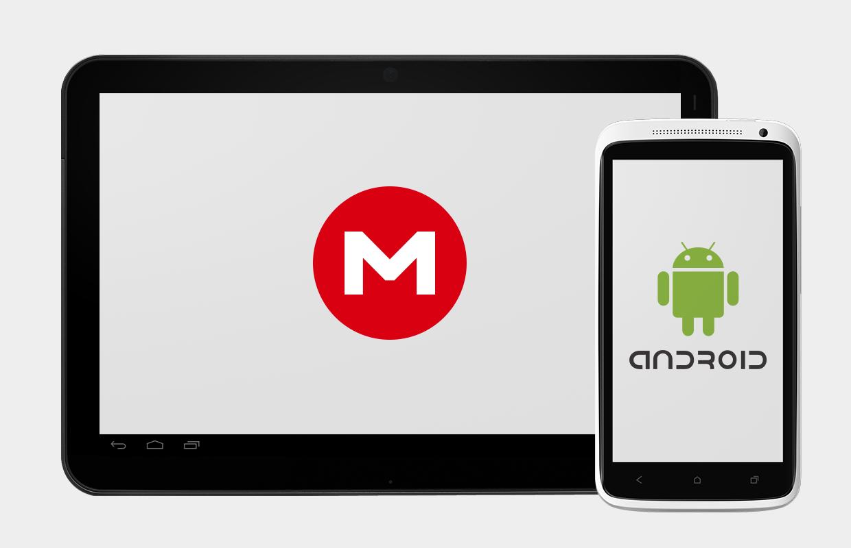 Kim Dotcom Mega for Android (teaser 001)