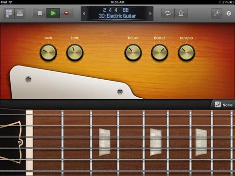 Logic Remote for iOS (iPad screenshot 003)