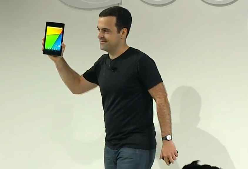 Nexus 7 (second gen, event 001)
