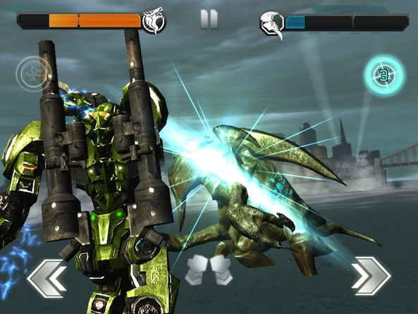 Pacific Rim Review Giant Mechs And Sea Creatures Battling