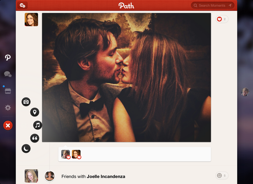 Path 3.1 for iOS (teaser 001)