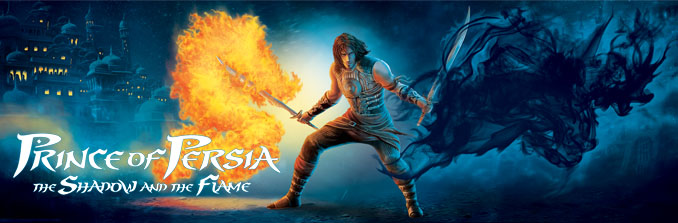 Prince of Persia - The Shadow and The Flame (teaser 001)