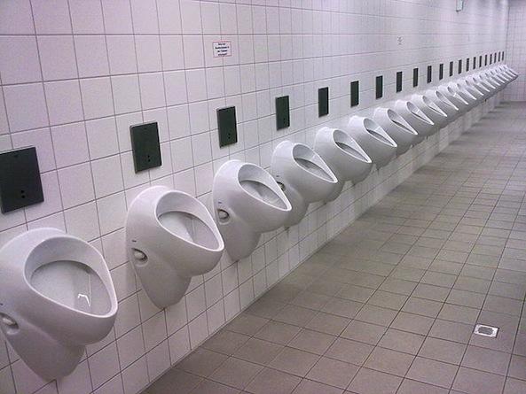 RunPee Urinals