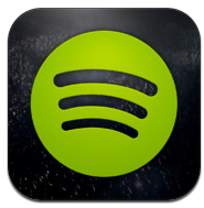 Spotify 0.7.1 for iOS (app icon, small)