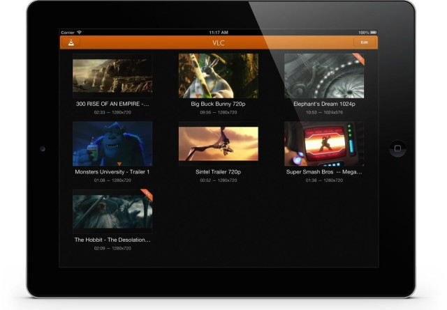 VLC for iPad (teaser 001)