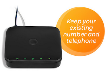 AT&T launches new LTE-based home phone and Internet service