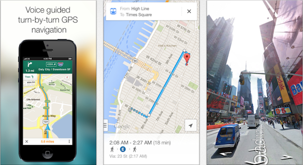 google maps 202
