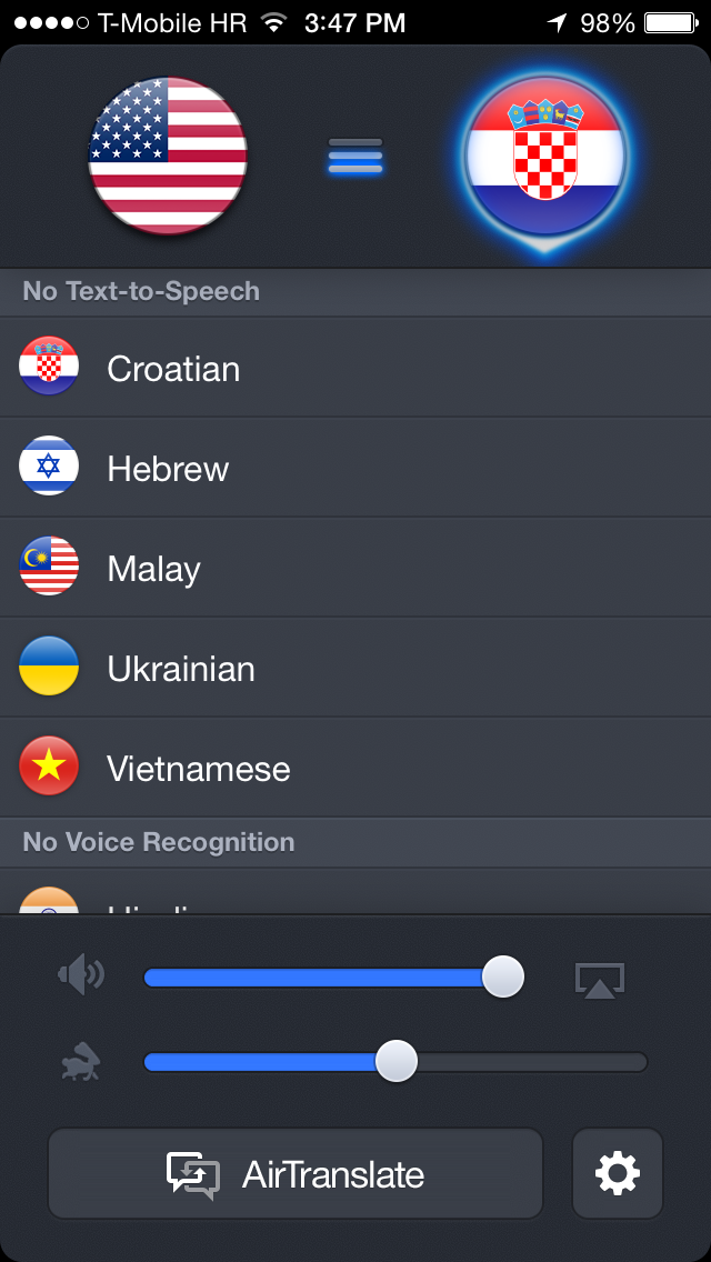 iTranslate Voice 2.0 for iOS (iPhone screenshot 010)