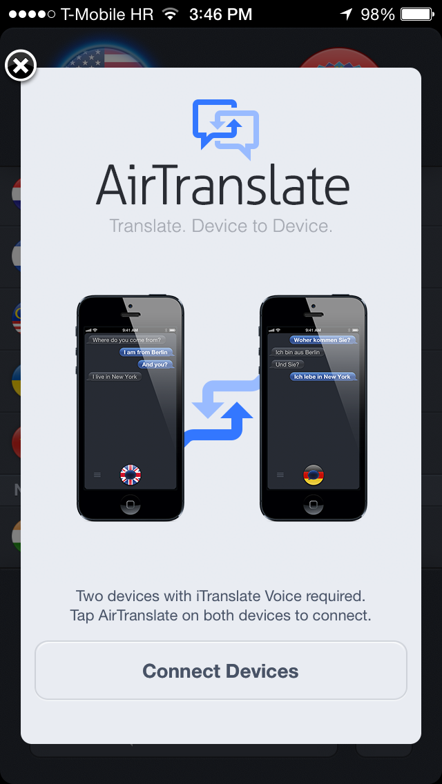 iTranslate Voice 2.0 for iOS (iPhone screenshot 012)