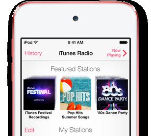 Itunes radio subscription
