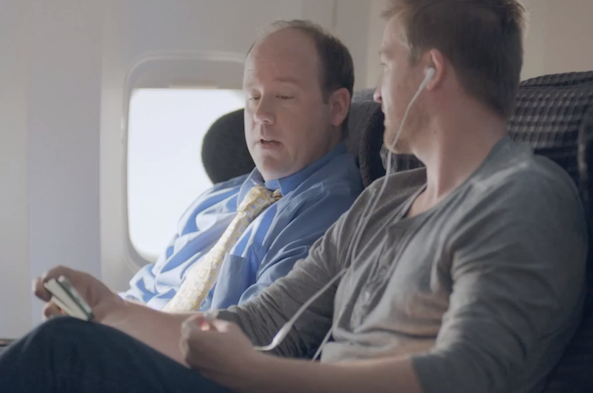 samsung s4 takeoff ad