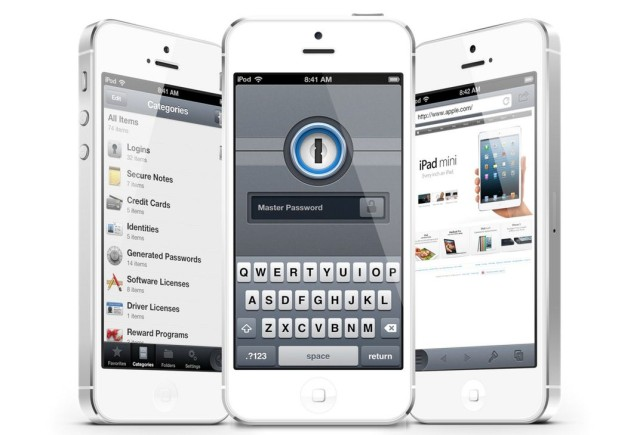 1Password for iOS (teaser 004)
