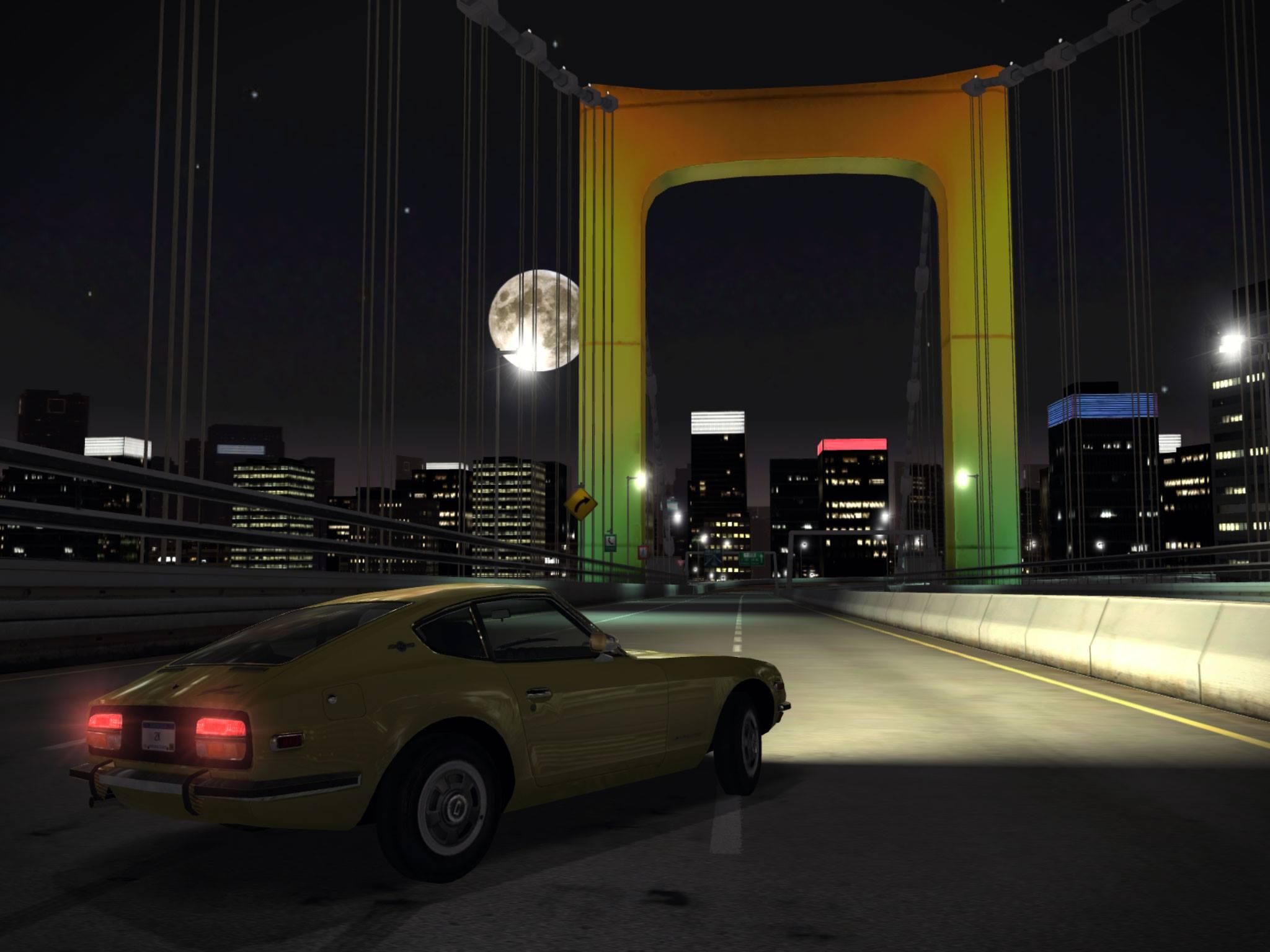 2K Drive for iOS (screenshot 001)