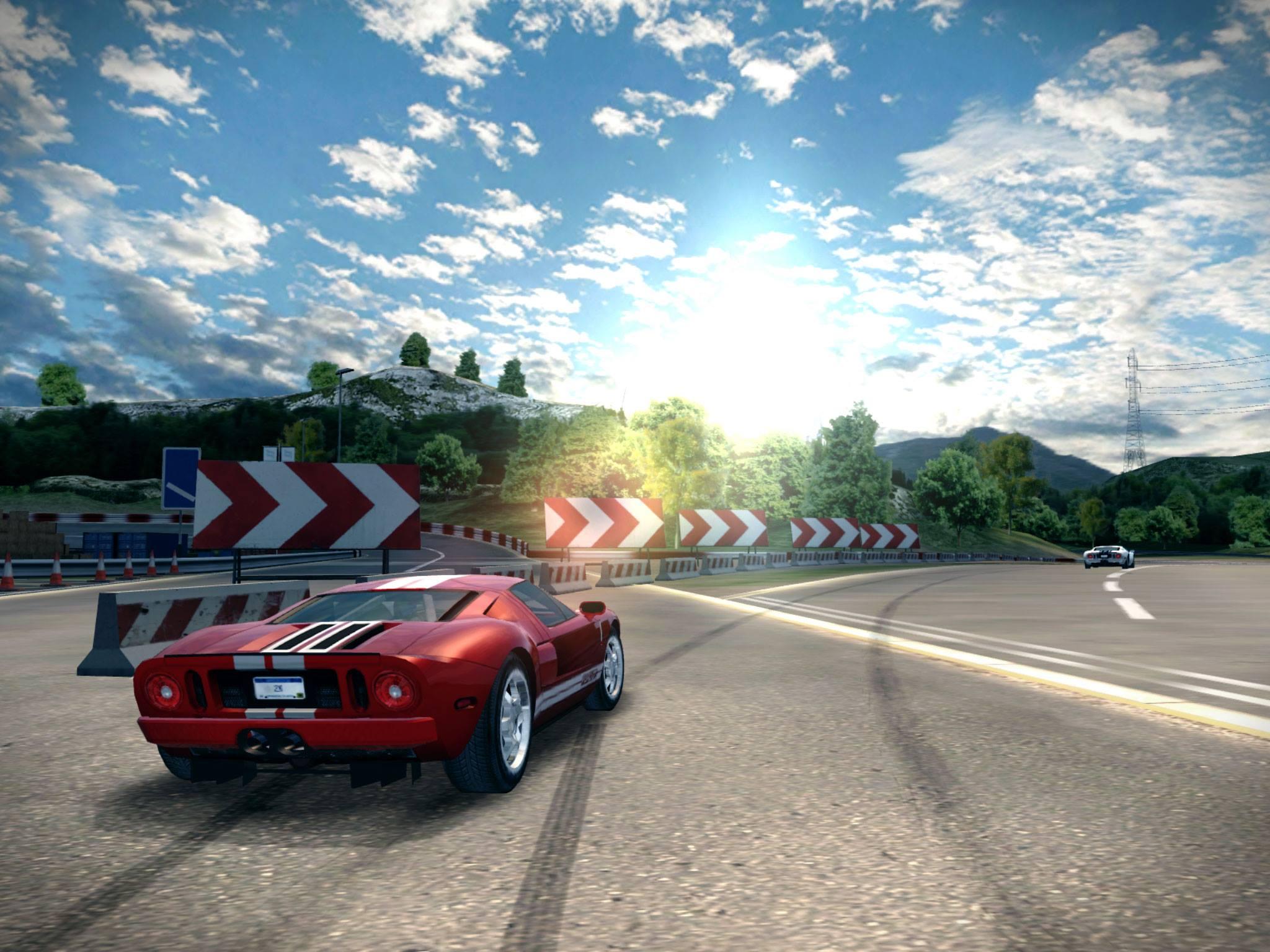 2K Drive for iOS (screenshot 002)