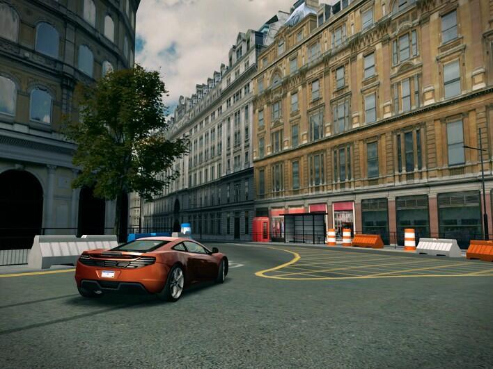 2K Drive for iOS (screenshot 005)