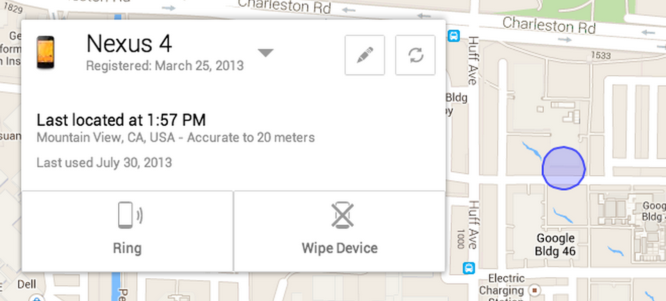 Android Device Manager (teaser 001)