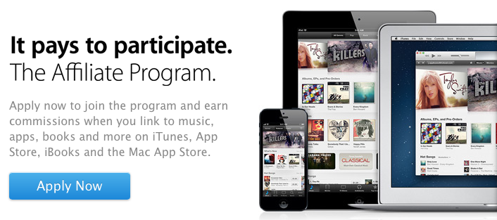 Apple Affiliate Program (teaser 002)