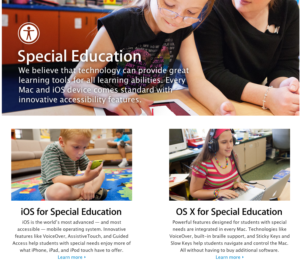 Apple Education (Special)