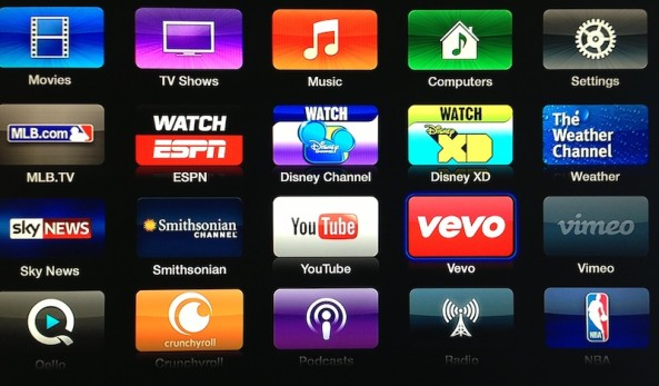 Apple TV (Vevo channel)