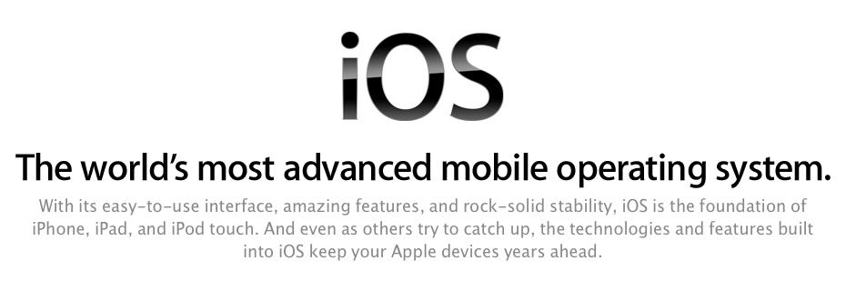 Apple iOS 6 (teaser 001)