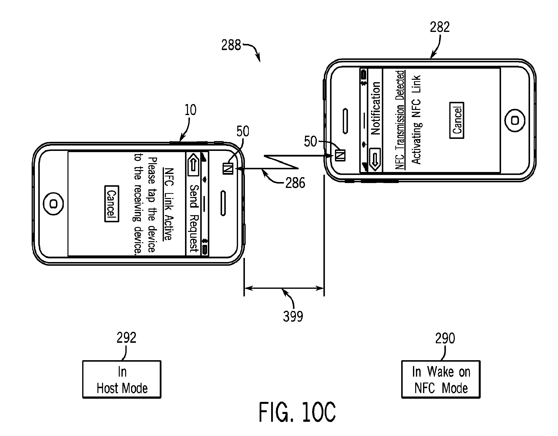 Apple patent (device-to-defice gifting, drawing 003)