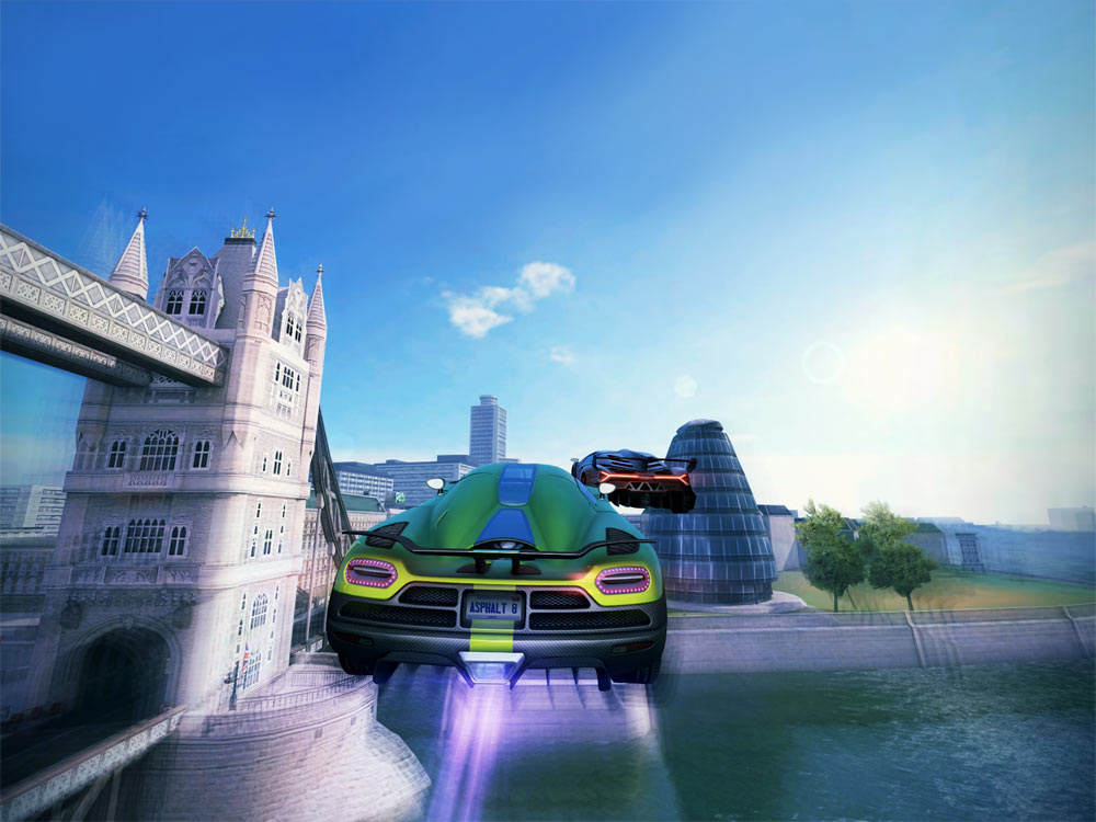 Asphalt 8 Airborne (screenshot 005)