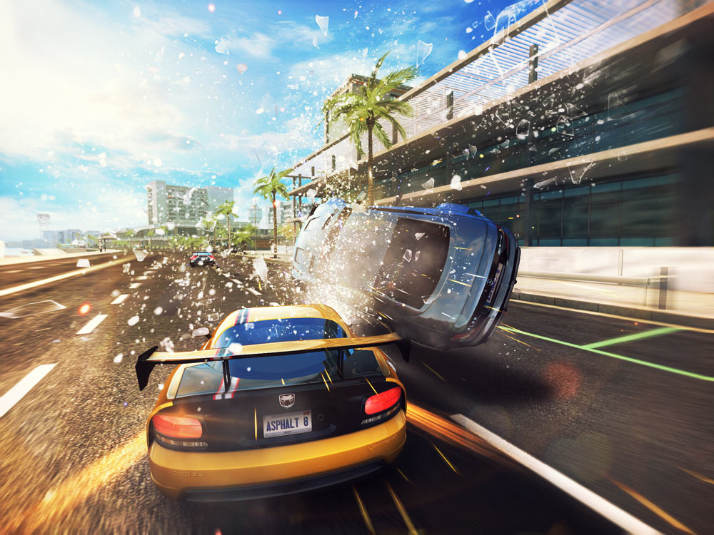 Asphalt 8 Airborne (screenshot 006)