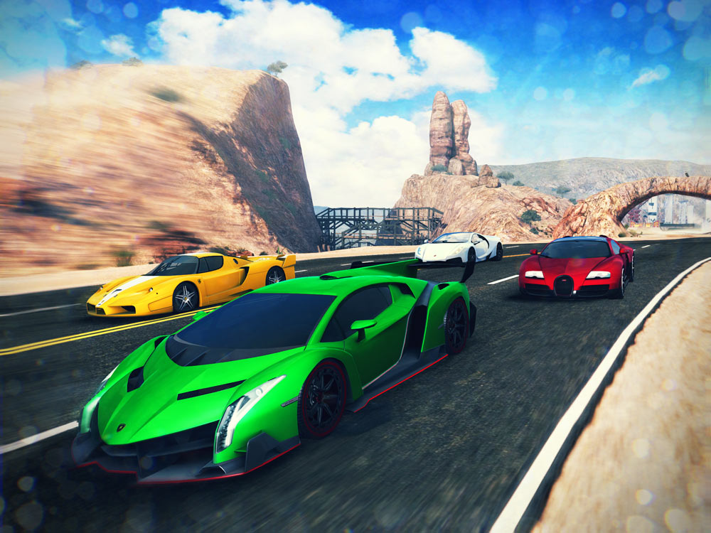 Asphalt 8 Airborne (screenshot 007)