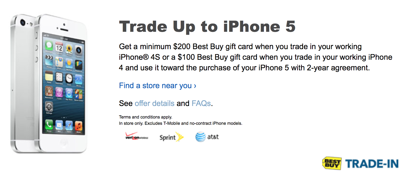 iphone 4s trade in value best buy offering 200 iphone trade in through sunday 1186