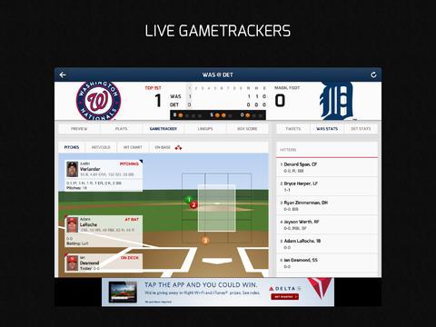 CBS Sports 6.0 for iOS (iPad screenshot 004)