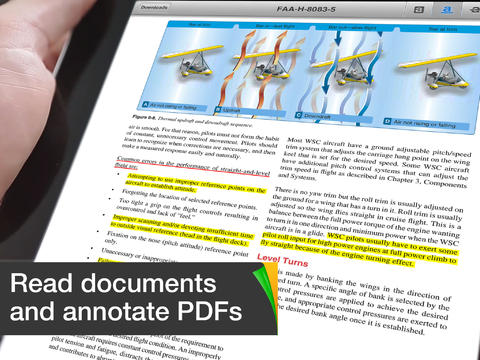 Documents by Readdle 4.3 for iOS (iPad screenshot 001)