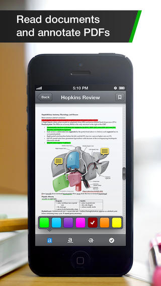 Documents by Readdle 4.3 for iOS (iPhone screenshot 002)