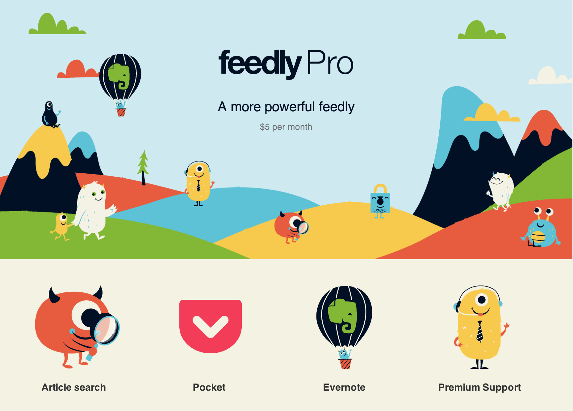 Feedly Pro (teaser 002)