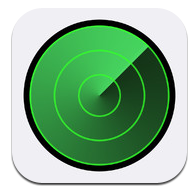 Find my iPhone 2.0.3 for iOS (app icon, small)